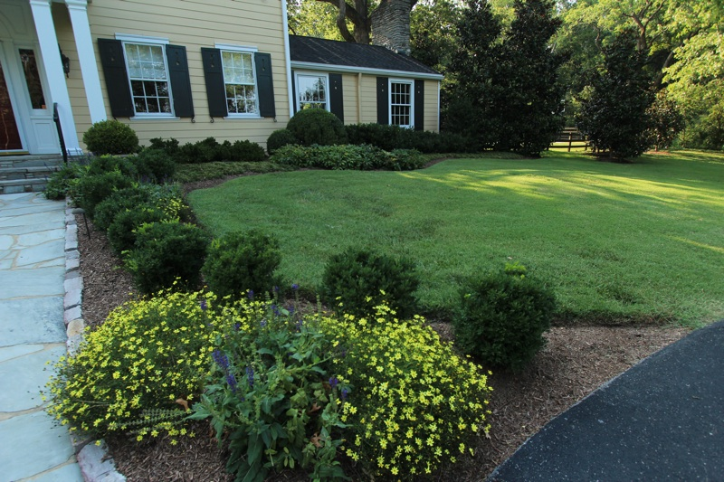 Residential landscape photo gallery for Residential landscaping